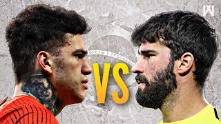 Alisson Becker vs Ederson Moraes - Who is the Best? ● 2019|Brazil|HD