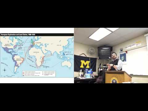 AP World: Early European Exploration & Colonialism, Part 1