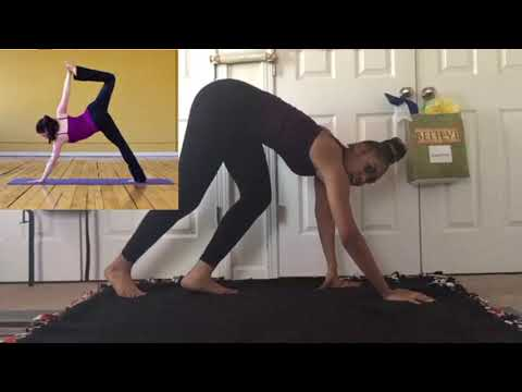 one person yoga challenge for 1  rwanda 24