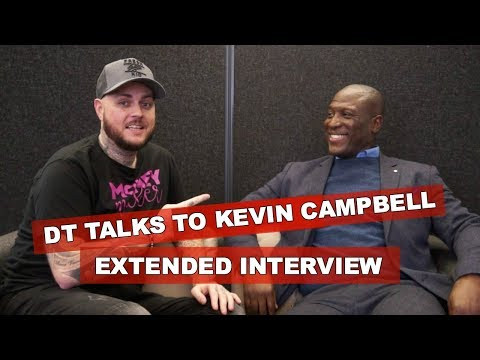 KEVIN CAMPBELL - DOES ARSENE WENGER HAVE TOO MUCH POWER? - EXTENDED INTERVIEW