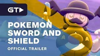 Pokemon Sword and Pokemon Shield - Official Trailer