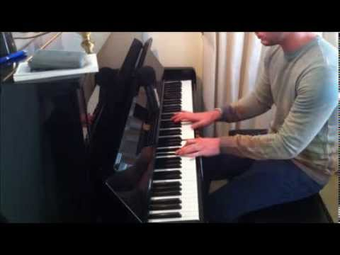 Sia - Elastic Heart (ft. The Weeknd & Diplo) Piano Cover