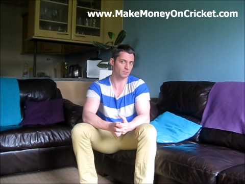 How I Made £4657.40 in 10 Days Betting on Test Match Cricket
