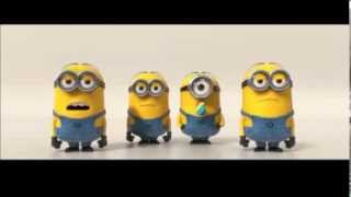 Minions  Banana Song Full Song)
