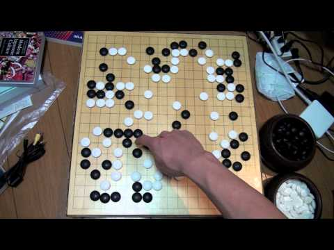 Let's Learn Go!! (Japanese Rule)
