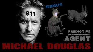 MICHAEL DOUGLAS: 9.1.1 PREDICTIVE PROGRAMMING AGENT - SIRIUS DOG STAR SYMBOLISM