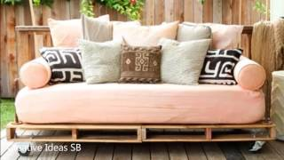 NEW 50 Creative DIY PALLET Sofa Ideas 2016 - Cheap Recycled Pallet Part.1 -newest house