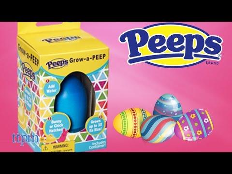 Peeps Grow-A-PEEP From Little Kids