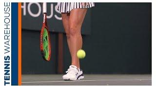 Jamie Loeb Serve Plus One Tennis Drill