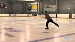 Skating & Gymnastics Spectacular: Paul Ruggeri Impresses on the Ice