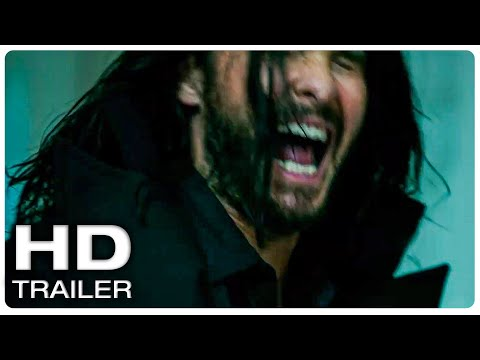 MORBIUS Trailer Tokyo Comic-Con (NEW 2022) Vampire Superhero Movie HD