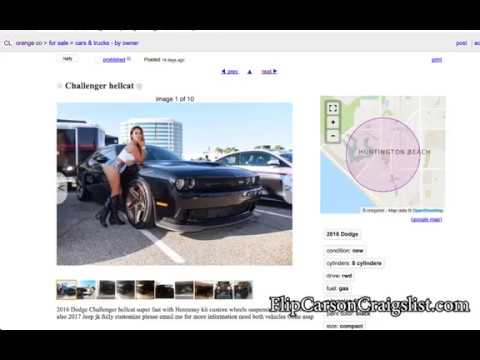 How To Sell Cars On Craigslist Using This Search Words