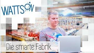 Smarte Fabrik: Was ist Industrie 4.0? | Watts On
