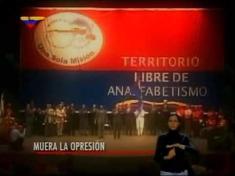 Himno Nacional De Venezuela, Estrenado Por VTV El 5 De Agosto De 2013