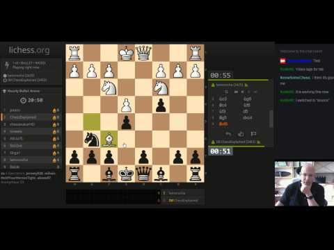 Twitch Livestream Sep 23 2015 on Lichess.org Pt 1