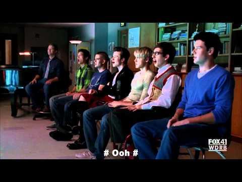 Glee Cast - Start Me Up | Livin On A Prayer [HD]