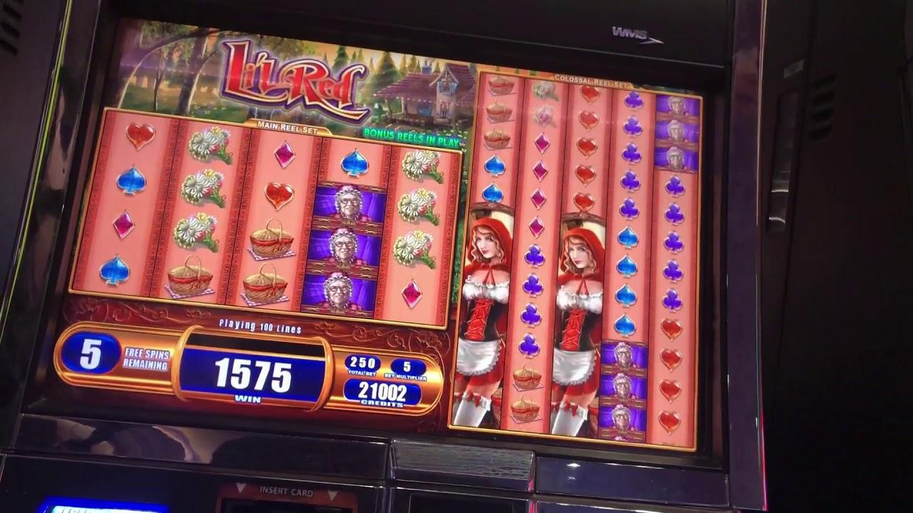 Winward casino bonusar