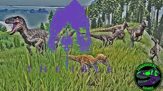 The Isle - I Can't Believe We Are Here Again - Utahraptor & Carno Pack Gameplay