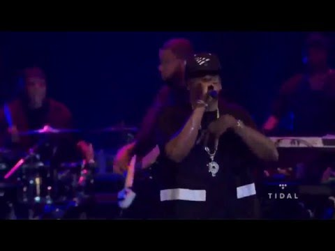 Jay Z - D'Evils (Tidal Live)