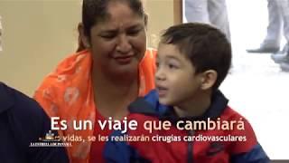 Pacientes infantiles de la CSS viajan a Bogotá para cirugías cardiovasculares