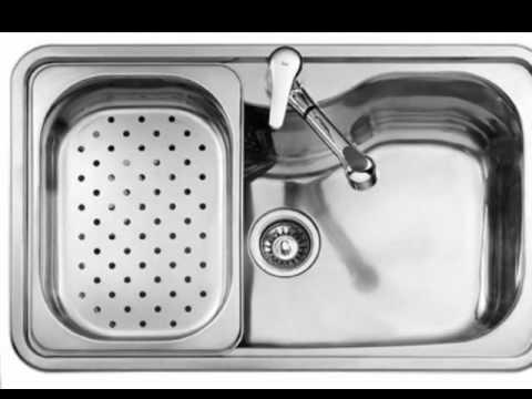 Tarjas teka para cocina fregaderos teka acero for Fregaderos modernos