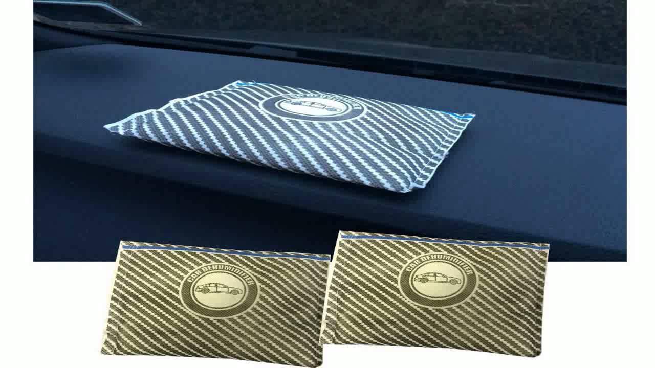 Reusable Vehicle /& Car Dehumidifier Clear Windscreen Damp Moisture Absorbing Bag