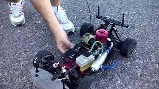 Mini coper rc 2 velocidades