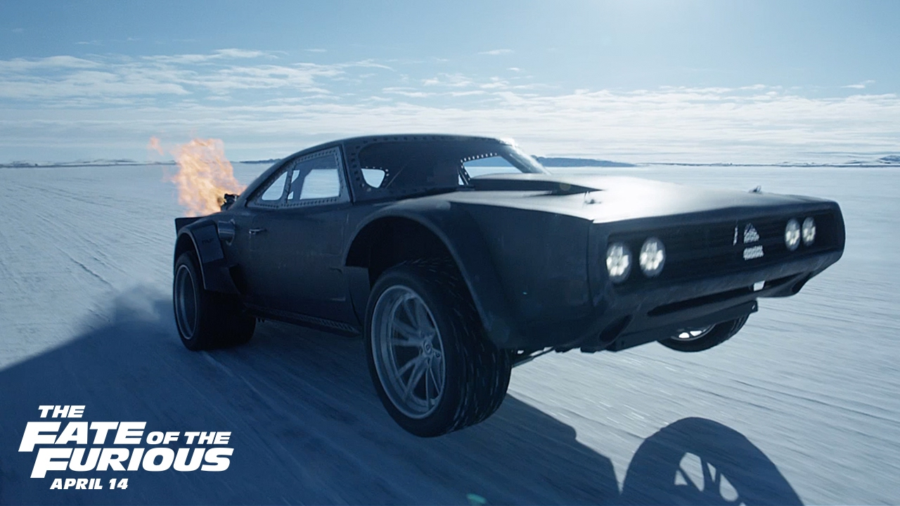 The Fate Of The Furious Big Game Spot In Theaters