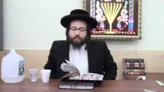 "Rabbi Yoel Roth Shlit""a - shiurim #1 - הרה""ג ר' יואל ראטה שליט""א"