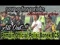 Stadion GBT Bergetar..!! All Out nyanyikan anthem Song For Pride di akhir Laga