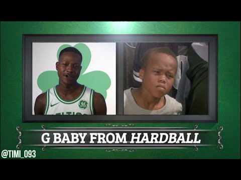 I was once mistaken for... by Boston Celtics players
