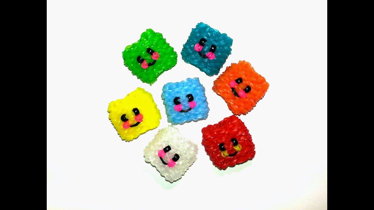 3 D Happy Ice Cube Happy Jello Tutorial By Feelinspiffy
