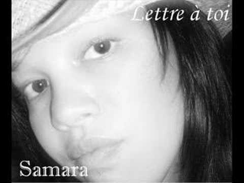 samara lettre a toi