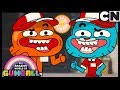 Gumball | Gumball and Darwin Have A Job? | The Menu | Cartoon Network