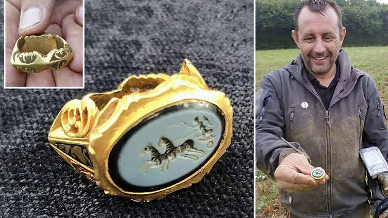 Record Year For Uk's Amateur Treasure Hunters