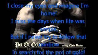 Pot of Gold (feat Chris Brown) -The Game -  With lyrics