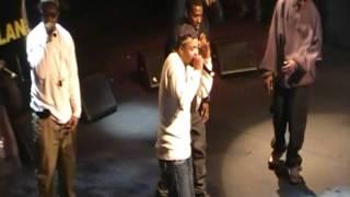 Wu Tang in NYC 12/18/2011: Cappadonna Winter Warz & More