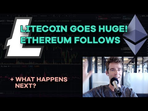 Litecoin Goes HUGE to $418! Ethereum Breaks $600, SEC + ICOs, Making Decisions w/ Debt - CMTV Ep104