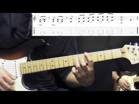 Van Halen - Where Have All The Good Times Gone - Rock Guitar Lesson (w/Tabs)