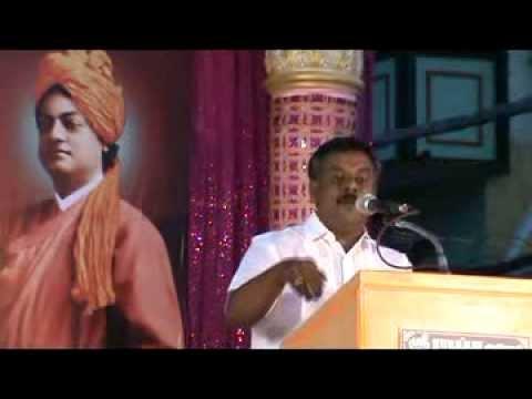 Hindu Munnani Avinashi Tirupur Madha Maatra Thaduppu Maanaadu J S KishoreKumarji Speech by R R Murru