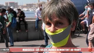 Vidéo - Marseille : les gilets jaunes s'expriment sur leur retour dans la rue