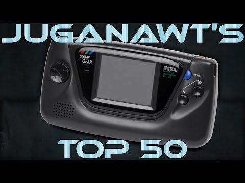 Top 50 Sega Game Gear Games of All Time!