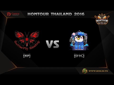 HoNTour Thailand Cycle 3 : G-League #R14
