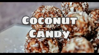 COCONUT CANDIES!A VERY DELICIOUS RECIPE OF COCONUT CAKES