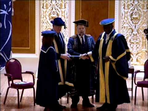 His Excellency John Agyekum Kufuor - Roscoe Lecture and Honorary Fellowship conferment
