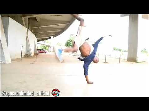 DJ CONSEQUENCE X OLAMIDE ASSIGNMENT (SPACE UNLIMITED BBOY CREW ) COVER