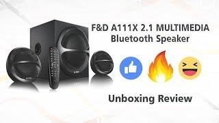 F&D A111X 2.1 Multimedia Bluetooth Speaker