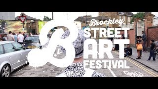 Brockley Street Art Festival - mobile filmmaking with FiLMiC Pro