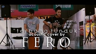 Fynn Jamal - Terbang Tunduk (Cover by FERO) LIVE @ Malaysian Day Acoustic Night