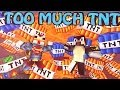 Minecraft | TOO MUCH TNT MOD Showcase (Explosives Mod, Mutant TNT Mod, More TNT Mod)